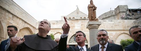 Israël rejette l'initiative de paix promue par Valls
