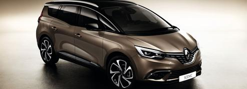 Renault Grand Scenic IV, un air d'Espace
