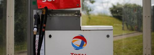 Le blocage des raffineries coûte 45 millions d'euros par semaine à Total