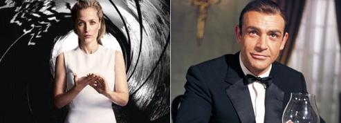 Gillian Anderson veut s'appeler Bond... Jane Bond