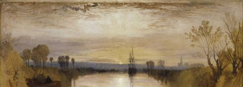 Plein soleil sur William Turner