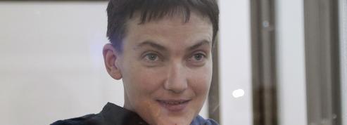 Poutine troque une héroïne nationale ukrainienne