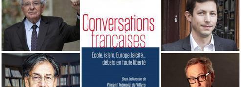 Conversations françaises : penser et débattre en toute liberté