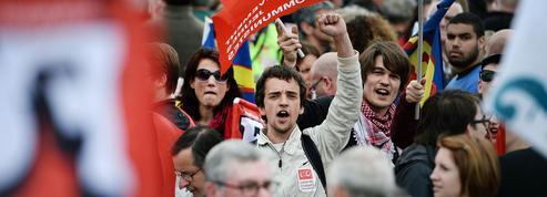 Grèves et manifestations: les syndicats appellent à amplifier le mouvement