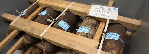 La France toujours empoisonnée par les obus chimiques de la Grande Guerre