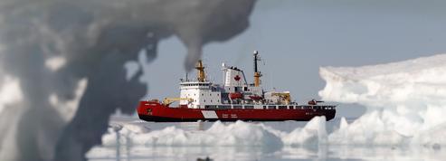 La Chine convoite l'Arctique canadien