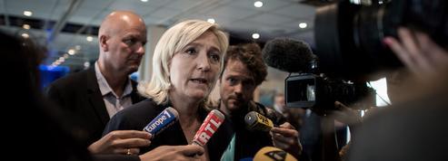 Marine Le Pen: un jour sans fin