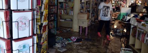 Inondations : les commerces durement touchés