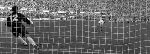 L'angoisse de Faruk au moment du penalty