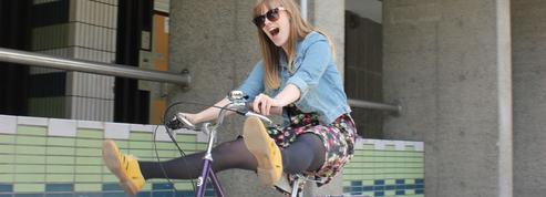 Le vélo à la fête