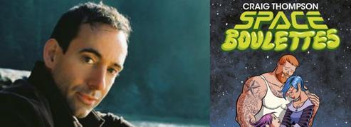 La BD de la semaine - Craig Thompson: «Je me suis inspiré de Star Wars »