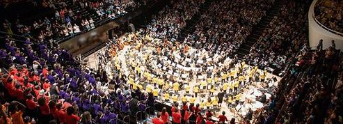 Philharmonie de Paris: le succès des orchestres Démos