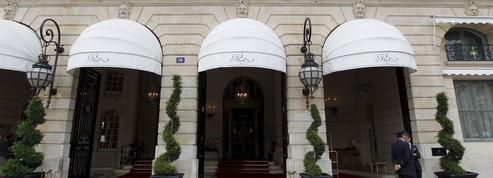 Hôtel Ritz, réouverture en catimini