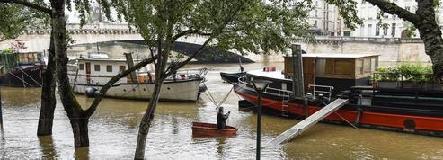 Paris fait face à la crue de la Seine la plus importante depuis plus de trente ans