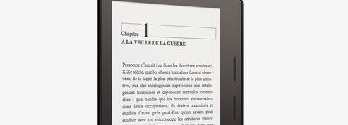 Kindle Oasis, la liseuse électronique de luxe