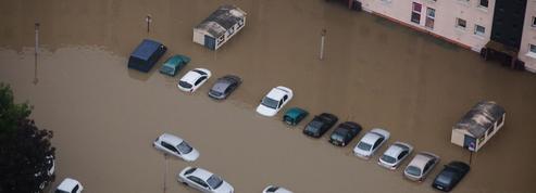 Inondations: «Avec la décrue, le plus inquiétant, ce sont les dégâts causés par les sédiments»