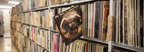 Radio France, la plus belle discothèque de Paris