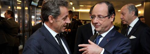 Euro : Hollande invite Sarkozy aux matches de l'équipe de France