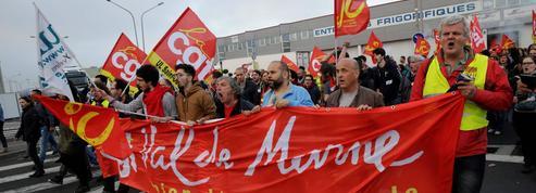 Manuel Valls qui rit et les Français qui pleurent