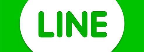 Le réseau social japonais Line fait son entrée en Bourse