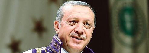 Recep Tayyip Erdogan multiplie les coups de sang