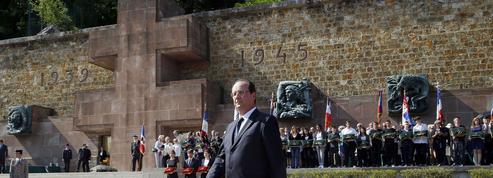 Hollande sur les traces du général de Gaulle