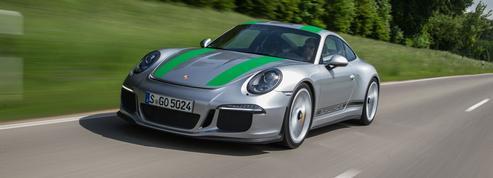 Porsche 911 R, le nectar de la 911
