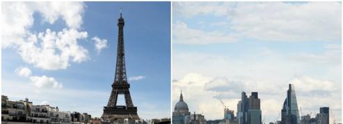 Pause déjeuner, vie au bureau, open space...les différences entre Paris et Londres