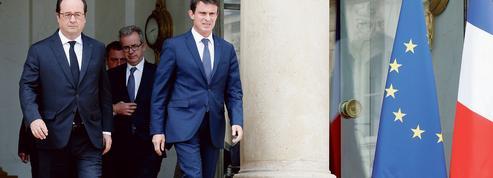 Autorité de l'État: Hollande et Valls sous pression