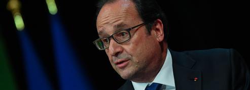 François Hollande, un président qui cultive la sérénité contre vents et marées