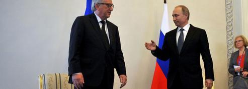 Poutine amadoue les Occidentaux à Saint-Pétersbourg