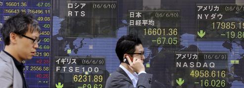 Le yen, valeur refuge dans la crainte du Brexit