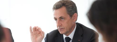 Sarkozy: «Notre société est attaquée et la réponse n'est pas à la hauteur»