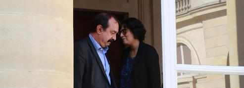 Philippe Martinez, inflexible aux menaces de l'exécutif