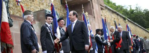 Appel du 18 juin : François Hollande rend hommage à la Résistance