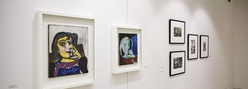 Picasso donne des couleurs à Soulages