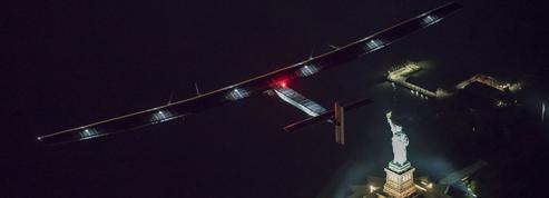 Solar Impulse s'attaque à l'Atlantique
