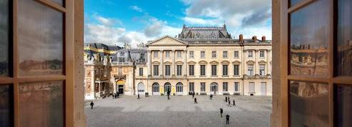 Alain Ducasse à Versailles en septembre