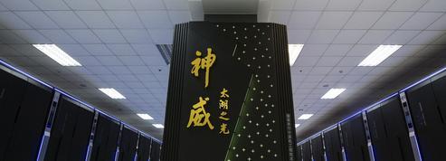 La Chine devient la première puissance informatique au monde