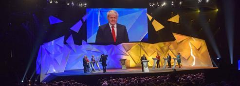 Brexit: Boris Johnson affronte Sadiq Khan dans un débat musclé