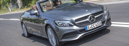 Mercedes Classe C Cabriolet, la découvrable toutes saisons