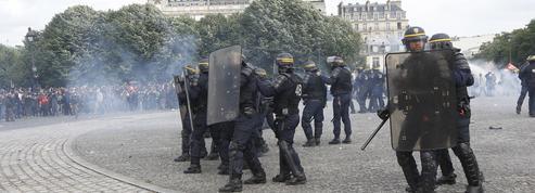Loi travail : plus de 2000 policiers mobilisés pour un cortège à risques à Paris