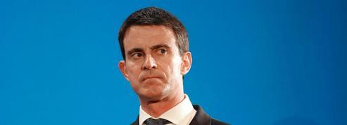 Crise sociale : à gauche, Valls est la cible de toutes les critiques