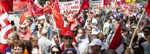 Loi travail : la manifestation parisienne, un petit «manège» très sécurisé