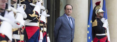 Hollande reçoit les chefs des principaux partis samedi