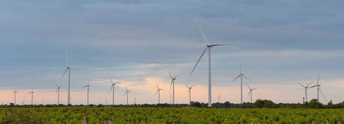 EDF innove avec des éoliennes furtives