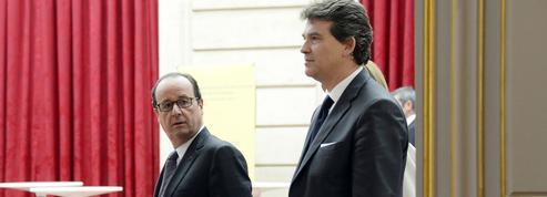 Hollande-Montebourg: réservez vos places!