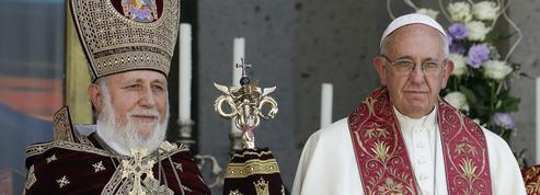 Le Pape piégé par le conflit arméno-turc