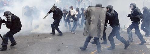 Nouvelle manifestation anti-loi travail: le ras-le-bol des policiers