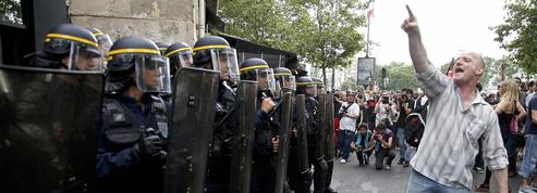 Manifestation contre la loi travail : le ras-le-bol des policiers